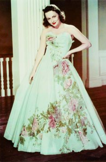 1947-Olivia-de-Havilland-Ann Lowe for Sonia Gowns