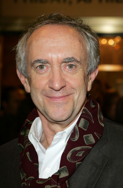 "Actor Jonathan Pryce, arrives to the opening night of the play ""The History Boys"", Sunday, April 23, 2006 in New York. ""The History Boys"" features the original London cast, and is the winner of the Olivier, Evening Standard and London Critics Circle Awards for Best Play. (AP Photo/Dima Gavrysh)"