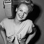 Peggy Lee, no música de segunda