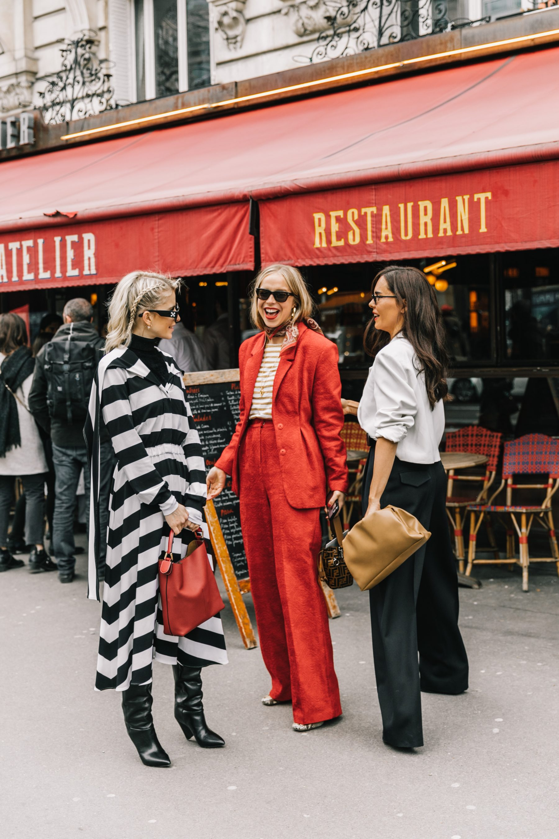 Street Style Paris Fashion Week Fall Winter 2018 Imagina O F Rtil